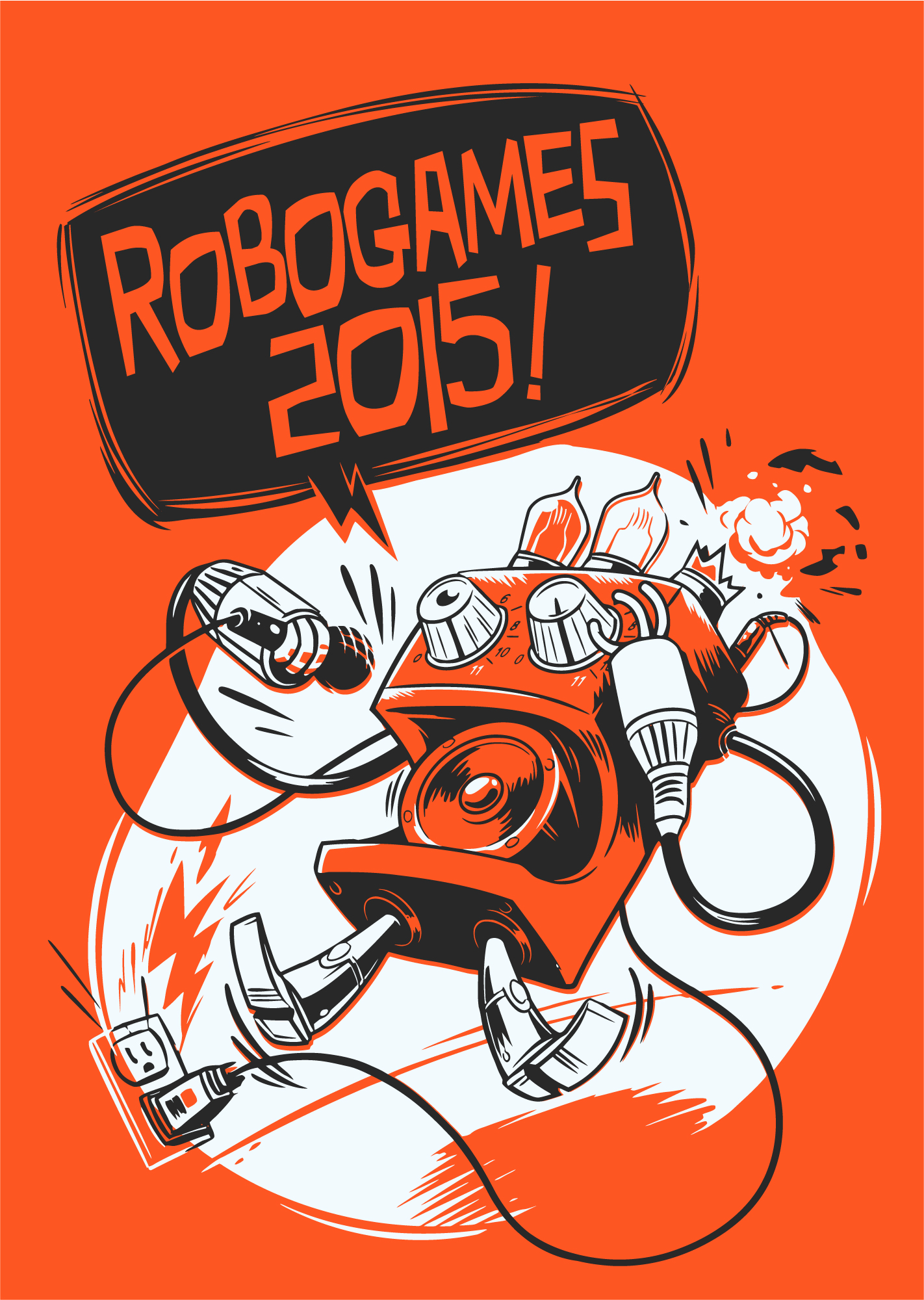Internatinoal RoboGames logo