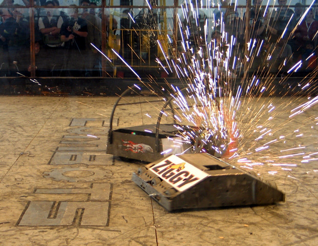 get yer combat robots   u2022 east bay mini maker faire